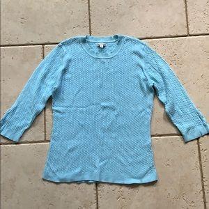 Croft & Barrow ribbed sweater